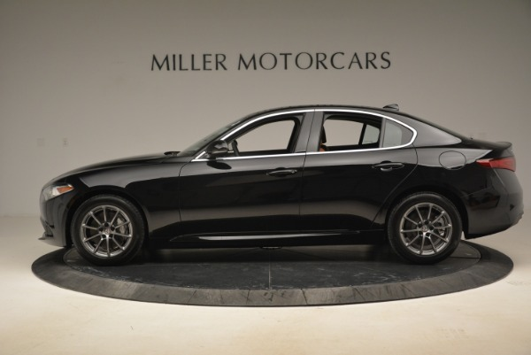 New 2018 Alfa Romeo Giulia Q4 for sale Sold at Rolls-Royce Motor Cars Greenwich in Greenwich CT 06830 3