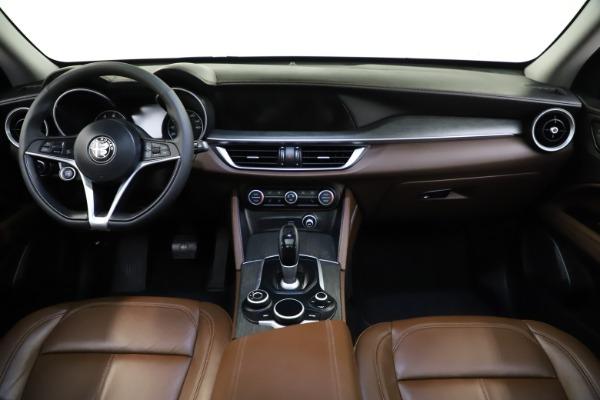 Used 2018 Alfa Romeo Stelvio Ti Q4 for sale $32,900 at Rolls-Royce Motor Cars Greenwich in Greenwich CT 06830 16