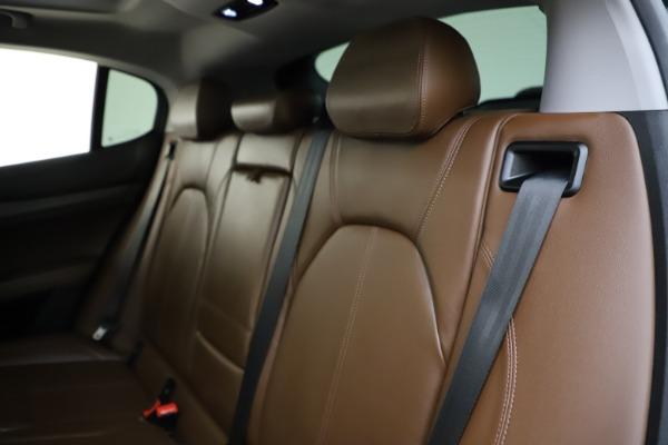 Used 2018 Alfa Romeo Stelvio Ti Q4 for sale $32,900 at Rolls-Royce Motor Cars Greenwich in Greenwich CT 06830 18