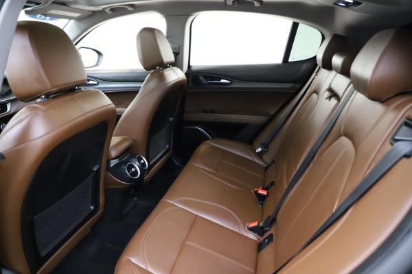 Used 2018 Alfa Romeo Stelvio Ti Q4 for sale $32,900 at Rolls-Royce Motor Cars Greenwich in Greenwich CT 06830 19