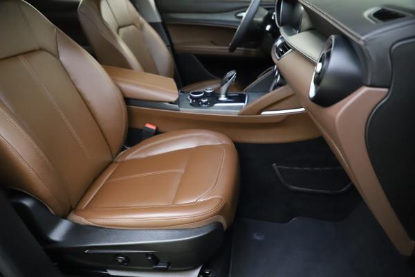 Used 2018 Alfa Romeo Stelvio Ti Q4 for sale $32,900 at Rolls-Royce Motor Cars Greenwich in Greenwich CT 06830 24