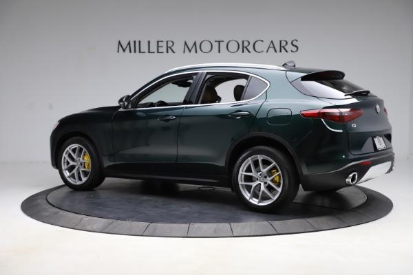 Used 2018 Alfa Romeo Stelvio Ti Q4 for sale $32,900 at Rolls-Royce Motor Cars Greenwich in Greenwich CT 06830 4