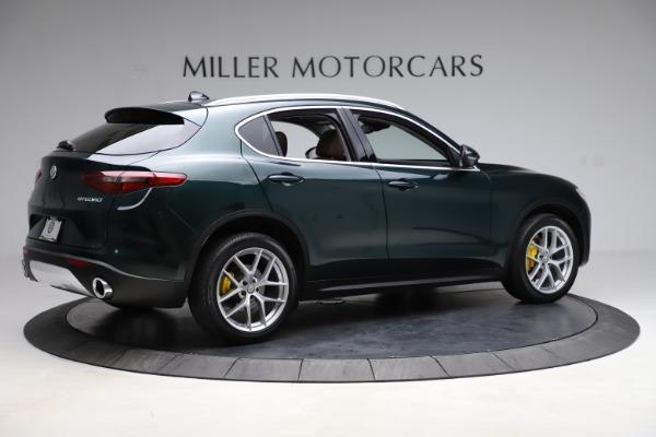 Used 2018 Alfa Romeo Stelvio Ti Q4 for sale $32,900 at Rolls-Royce Motor Cars Greenwich in Greenwich CT 06830 8