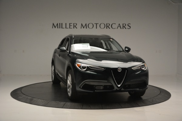 New 2018 Alfa Romeo Stelvio Ti Lusso Q4 for sale Sold at Rolls-Royce Motor Cars Greenwich in Greenwich CT 06830 13