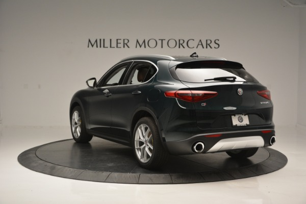 New 2018 Alfa Romeo Stelvio Ti Lusso Q4 for sale Sold at Rolls-Royce Motor Cars Greenwich in Greenwich CT 06830 5