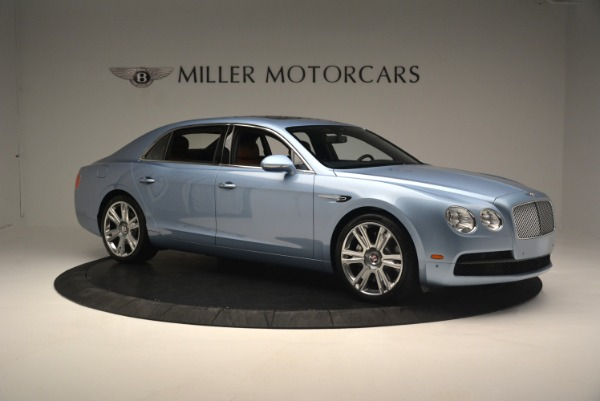 New 2018 Bentley Flying Spur V8 for sale Sold at Rolls-Royce Motor Cars Greenwich in Greenwich CT 06830 10
