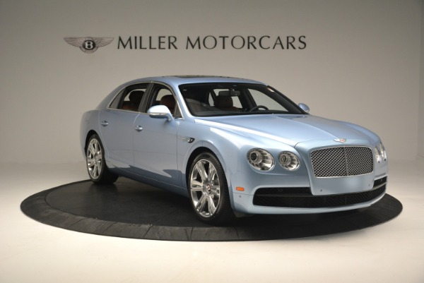 New 2018 Bentley Flying Spur V8 for sale Sold at Rolls-Royce Motor Cars Greenwich in Greenwich CT 06830 11