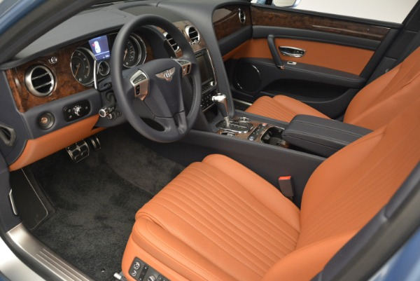 New 2018 Bentley Flying Spur V8 for sale Sold at Rolls-Royce Motor Cars Greenwich in Greenwich CT 06830 15