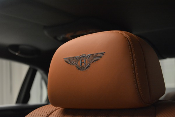 New 2018 Bentley Flying Spur V8 for sale Sold at Rolls-Royce Motor Cars Greenwich in Greenwich CT 06830 17