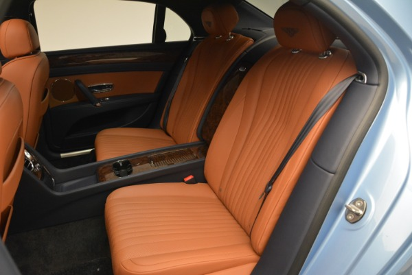 New 2018 Bentley Flying Spur V8 for sale Sold at Rolls-Royce Motor Cars Greenwich in Greenwich CT 06830 19