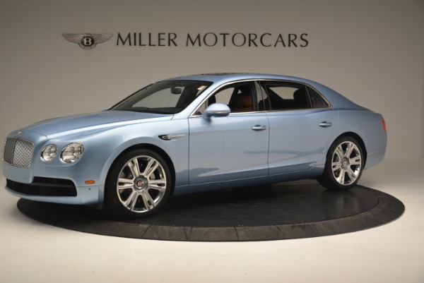 New 2018 Bentley Flying Spur V8 for sale Sold at Rolls-Royce Motor Cars Greenwich in Greenwich CT 06830 2