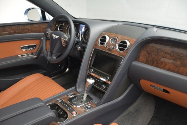 New 2018 Bentley Flying Spur V8 for sale Sold at Rolls-Royce Motor Cars Greenwich in Greenwich CT 06830 24