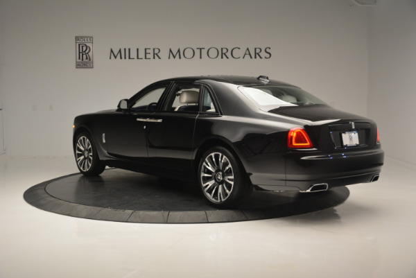 New 2019 Rolls-Royce Ghost for sale Sold at Rolls-Royce Motor Cars Greenwich in Greenwich CT 06830 4
