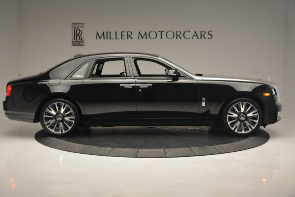 New 2019 Rolls-Royce Ghost for sale Sold at Rolls-Royce Motor Cars Greenwich in Greenwich CT 06830 7