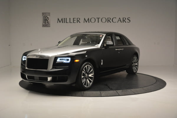 New 2019 Rolls-Royce Ghost for sale Sold at Rolls-Royce Motor Cars Greenwich in Greenwich CT 06830 1
