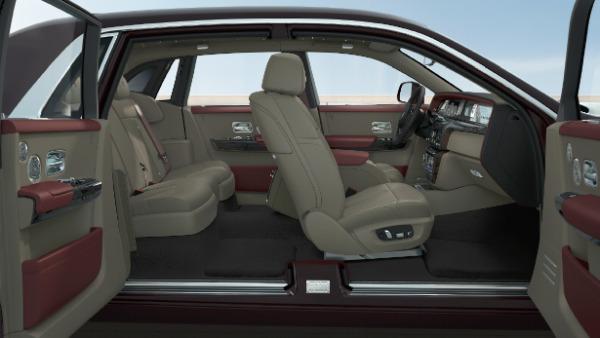 New 2018 Rolls-Royce Phantom for sale Sold at Rolls-Royce Motor Cars Greenwich in Greenwich CT 06830 6
