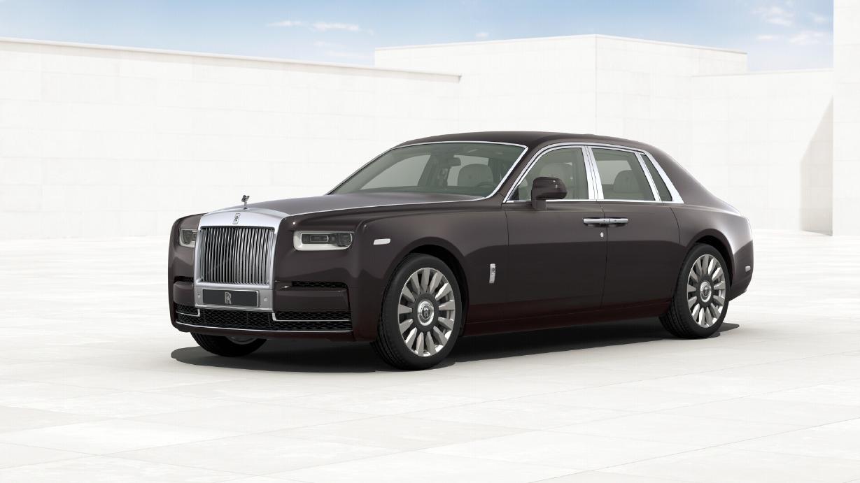 New 2018 Rolls-Royce Phantom for sale Sold at Rolls-Royce Motor Cars Greenwich in Greenwich CT 06830 1