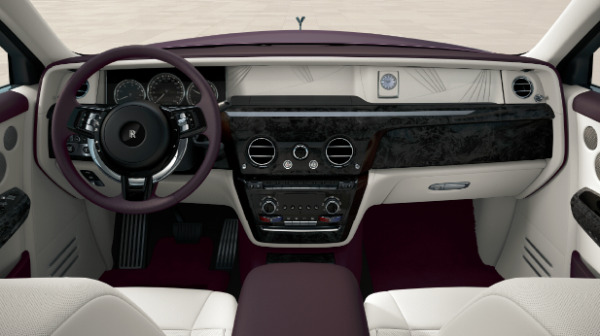 New 2018 Rolls-Royce Phantom EWB for sale Sold at Rolls-Royce Motor Cars Greenwich in Greenwich CT 06830 3