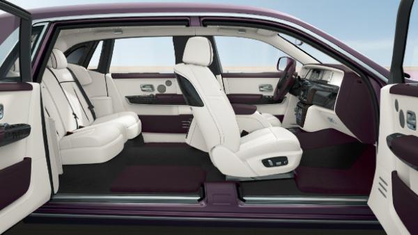 New 2018 Rolls-Royce Phantom EWB for sale Sold at Rolls-Royce Motor Cars Greenwich in Greenwich CT 06830 6