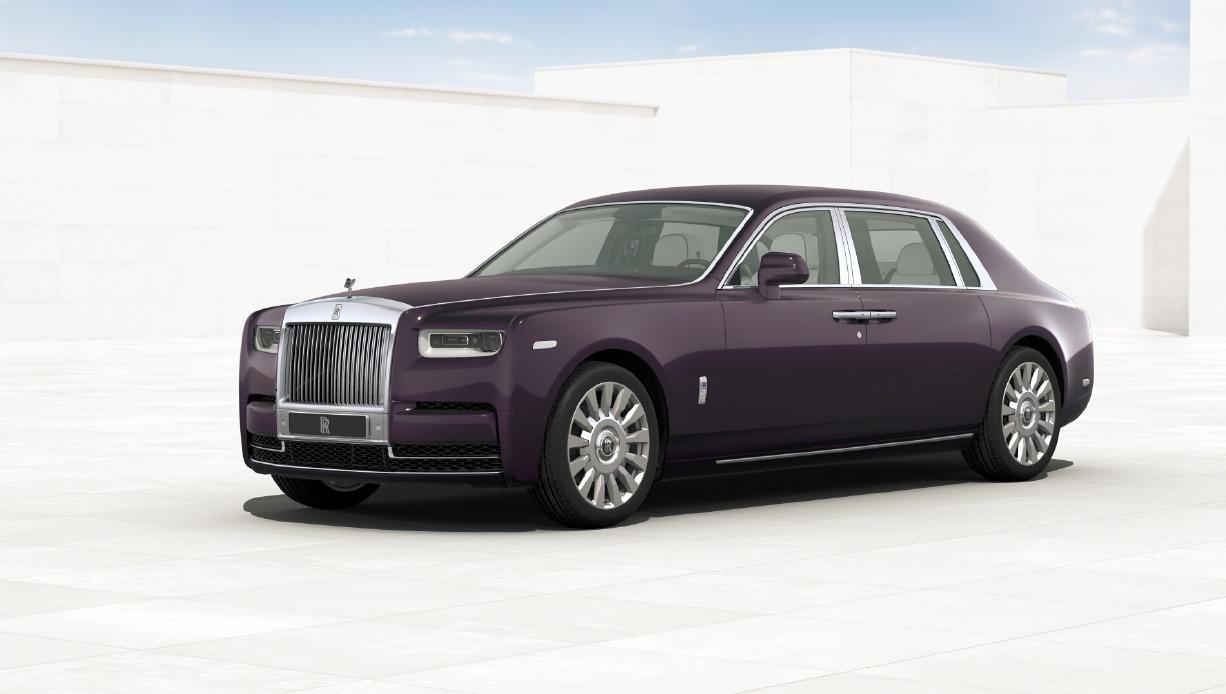New 2018 Rolls-Royce Phantom EWB for sale Sold at Rolls-Royce Motor Cars Greenwich in Greenwich CT 06830 1