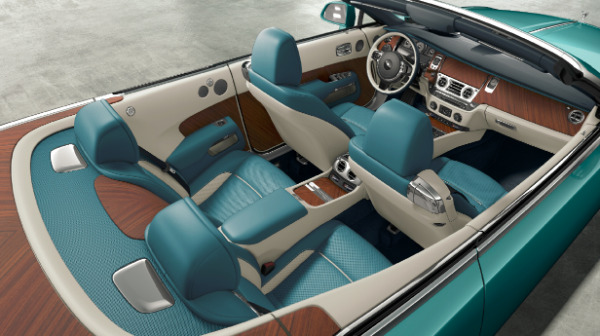 New 2018 Rolls-Royce Dawn for sale Sold at Rolls-Royce Motor Cars Greenwich in Greenwich CT 06830 6