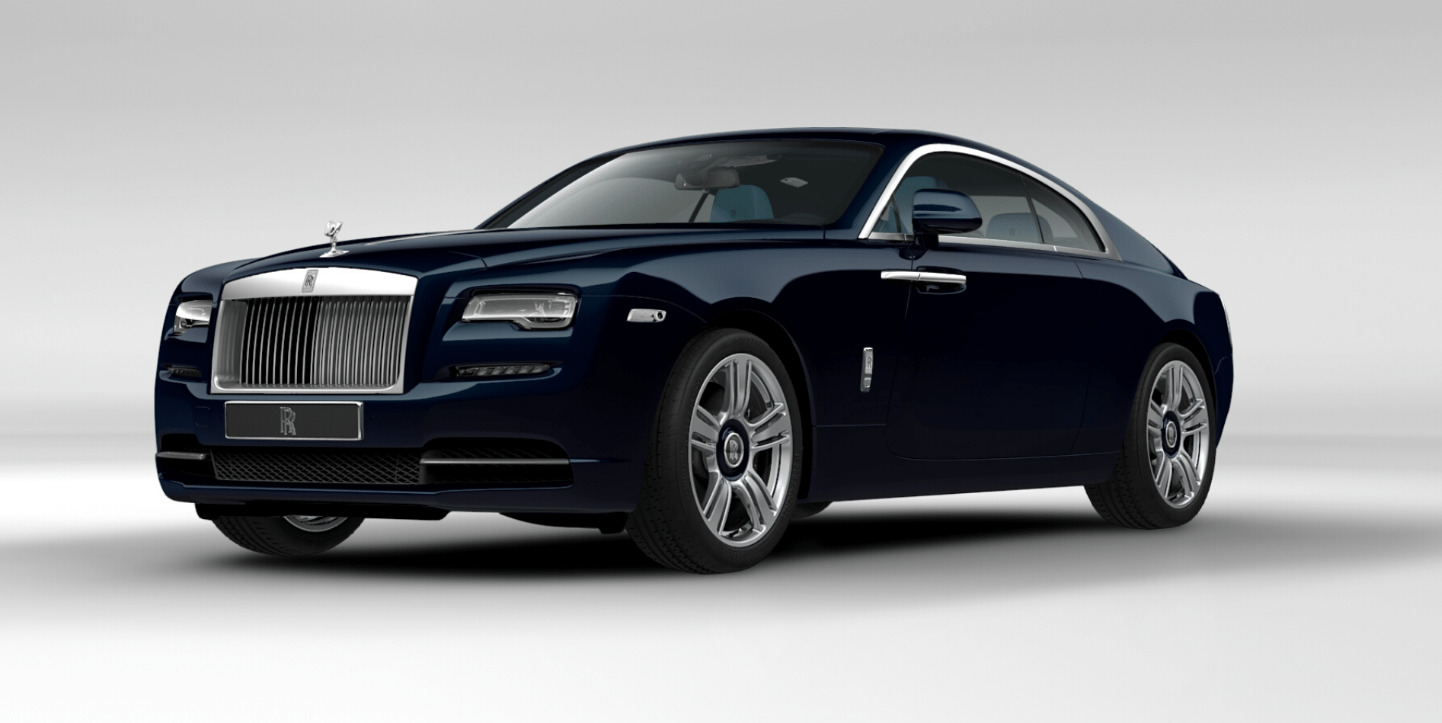 New 2018 Rolls-Royce Wraith for sale Sold at Rolls-Royce Motor Cars Greenwich in Greenwich CT 06830 1