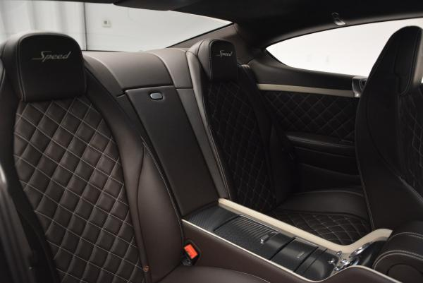 Used 2016 Bentley Continental GT Speed for sale Sold at Rolls-Royce Motor Cars Greenwich in Greenwich CT 06830 19