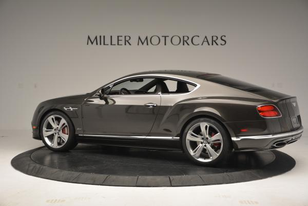 Used 2016 Bentley Continental GT Speed for sale Sold at Rolls-Royce Motor Cars Greenwich in Greenwich CT 06830 4