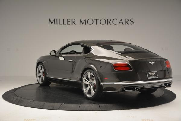 Used 2016 Bentley Continental GT Speed for sale Sold at Rolls-Royce Motor Cars Greenwich in Greenwich CT 06830 5