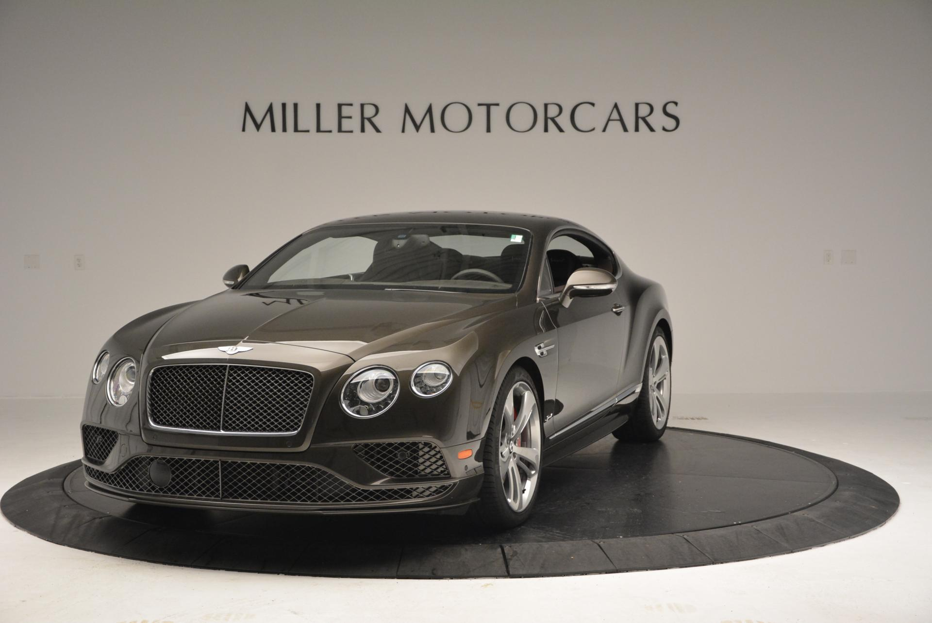 Used 2016 Bentley Continental GT Speed for sale Sold at Rolls-Royce Motor Cars Greenwich in Greenwich CT 06830 1