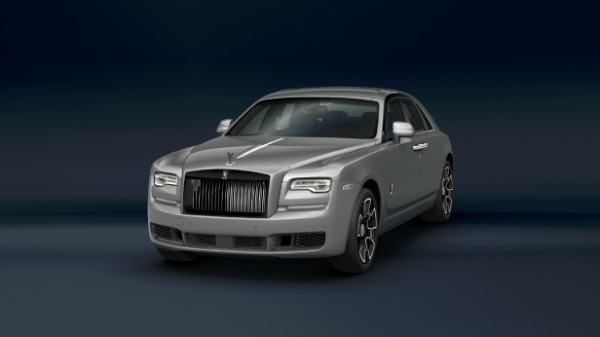 New 2018 Rolls-Royce Ghost Black Badge for sale Sold at Rolls-Royce Motor Cars Greenwich in Greenwich CT 06830 1