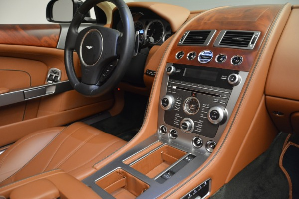 Used 2012 Aston Martin Virage Volante for sale Sold at Rolls-Royce Motor Cars Greenwich in Greenwich CT 06830 24