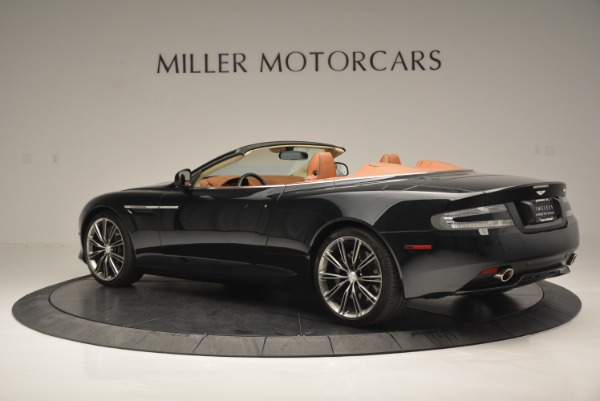 Used 2012 Aston Martin Virage Volante for sale Sold at Rolls-Royce Motor Cars Greenwich in Greenwich CT 06830 4