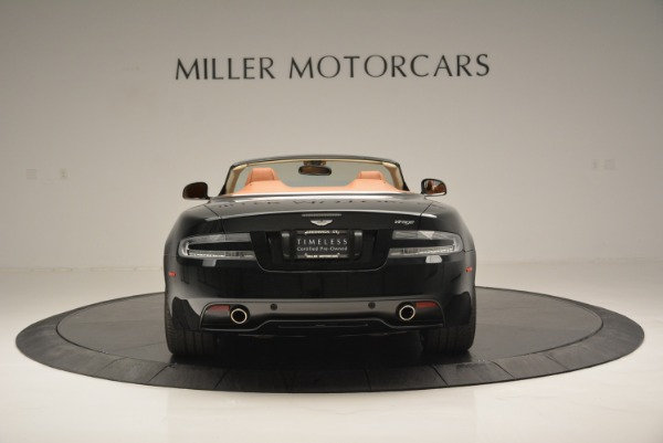 Used 2012 Aston Martin Virage Volante for sale Sold at Rolls-Royce Motor Cars Greenwich in Greenwich CT 06830 6