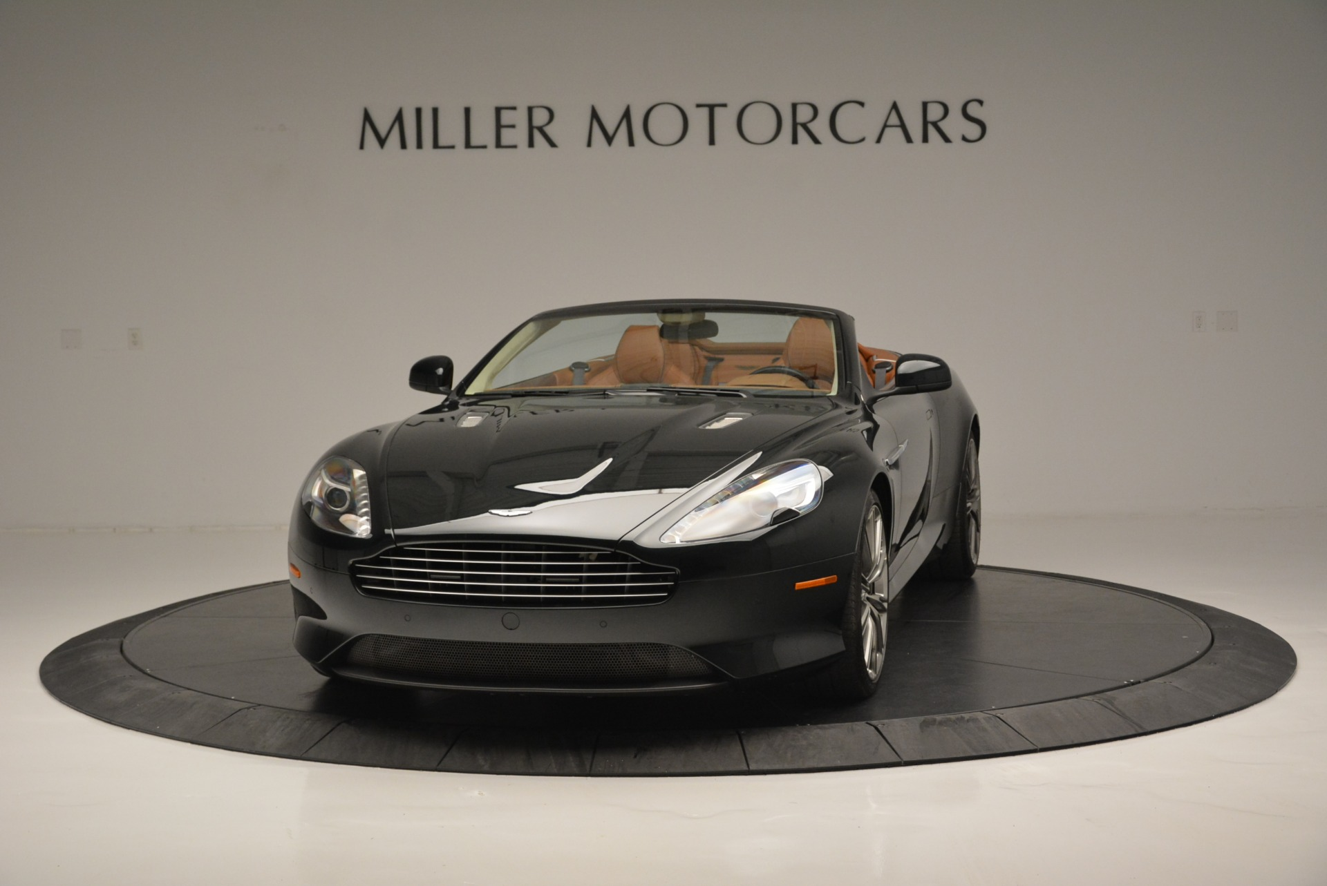 Used 2012 Aston Martin Virage Volante for sale Sold at Rolls-Royce Motor Cars Greenwich in Greenwich CT 06830 1