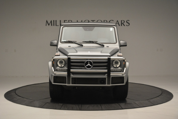 Used 2016 Mercedes-Benz G-Class G 550 for sale Sold at Rolls-Royce Motor Cars Greenwich in Greenwich CT 06830 12