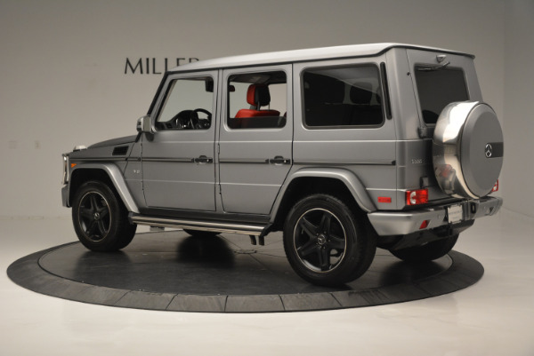 Used 2016 Mercedes-Benz G-Class G 550 for sale Sold at Rolls-Royce Motor Cars Greenwich in Greenwich CT 06830 4