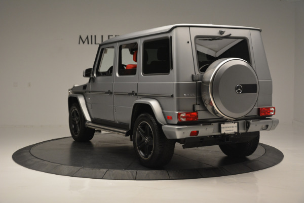 Used 2016 Mercedes-Benz G-Class G 550 for sale Sold at Rolls-Royce Motor Cars Greenwich in Greenwich CT 06830 5