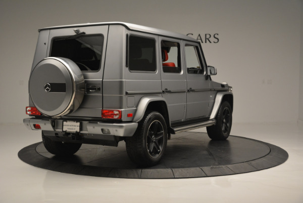 Used 2016 Mercedes-Benz G-Class G 550 for sale Sold at Rolls-Royce Motor Cars Greenwich in Greenwich CT 06830 7