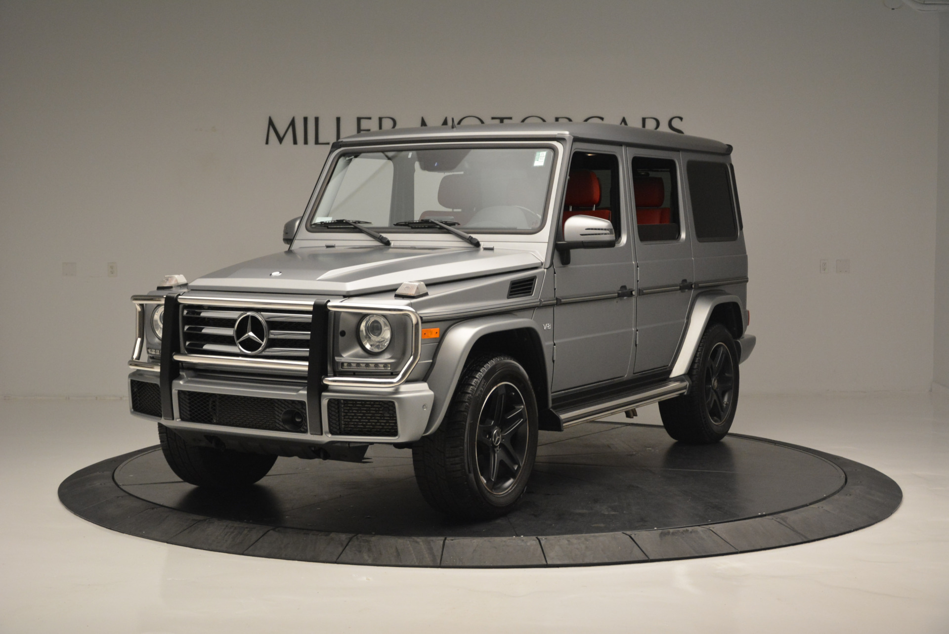 Used 2016 Mercedes-Benz G-Class G 550 for sale Sold at Rolls-Royce Motor Cars Greenwich in Greenwich CT 06830 1