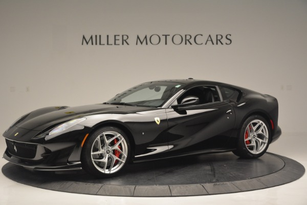 Used 2018 Ferrari 812 Superfast for sale $355,900 at Rolls-Royce Motor Cars Greenwich in Greenwich CT 06830 2