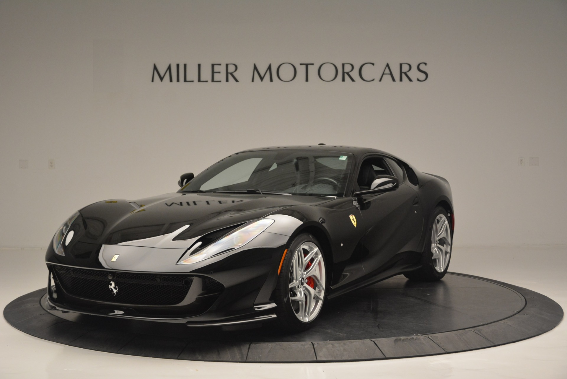 Used 2018 Ferrari 812 Superfast for sale $355,900 at Rolls-Royce Motor Cars Greenwich in Greenwich CT 06830 1