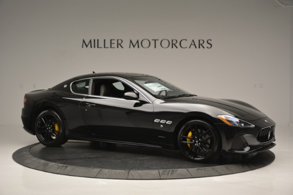 New 2018 Maserati GranTurismo Sport for sale Sold at Rolls-Royce Motor Cars Greenwich in Greenwich CT 06830 10