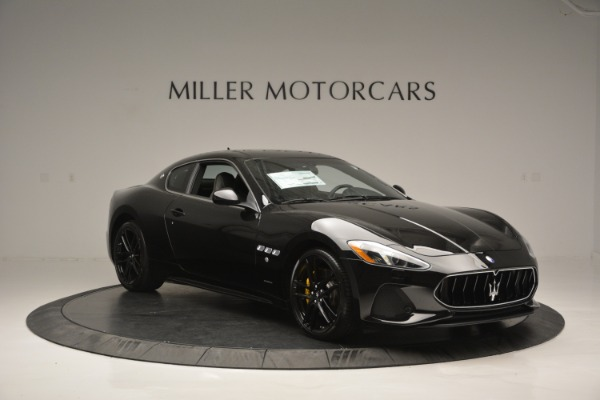 New 2018 Maserati GranTurismo Sport for sale Sold at Rolls-Royce Motor Cars Greenwich in Greenwich CT 06830 11