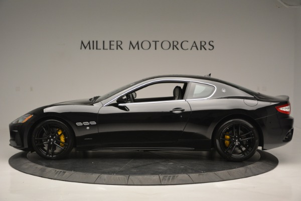 New 2018 Maserati GranTurismo Sport for sale Sold at Rolls-Royce Motor Cars Greenwich in Greenwich CT 06830 3