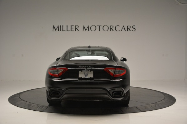 New 2018 Maserati GranTurismo Sport for sale Sold at Rolls-Royce Motor Cars Greenwich in Greenwich CT 06830 6