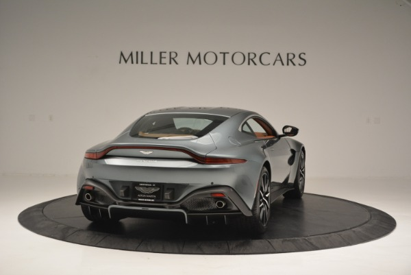 New 2019 Aston Martin Vantage Coupe for sale Sold at Rolls-Royce Motor Cars Greenwich in Greenwich CT 06830 7