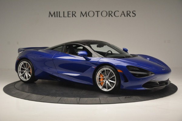 Used 2019 McLaren 720S Coupe for sale Sold at Rolls-Royce Motor Cars Greenwich in Greenwich CT 06830 10