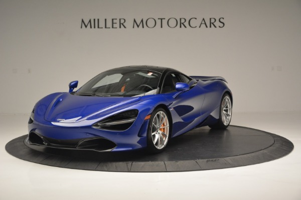 Used 2019 McLaren 720S Coupe for sale Sold at Rolls-Royce Motor Cars Greenwich in Greenwich CT 06830 2