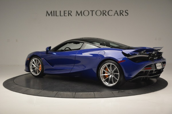 Used 2019 McLaren 720S Coupe for sale Sold at Rolls-Royce Motor Cars Greenwich in Greenwich CT 06830 4